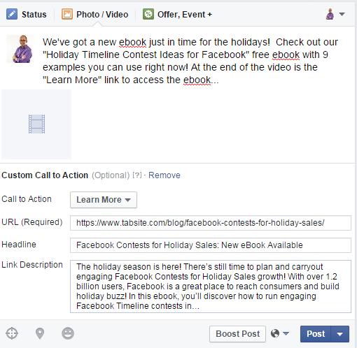 facebook video marketing 2