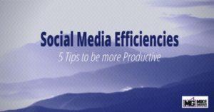 social-media-efficiencies