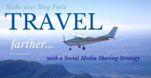 social sharing travel