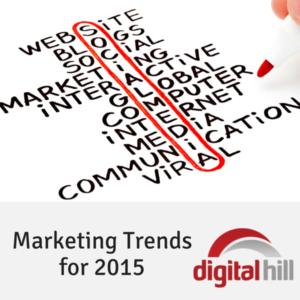 Marketing Trends for 2015