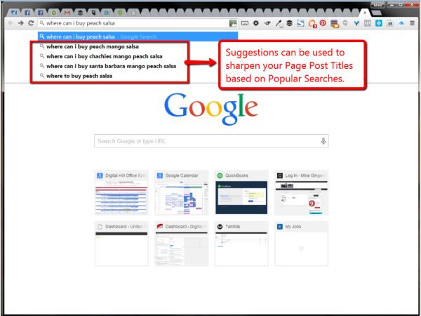 Best SEO Practices – Creating Compelling Titles