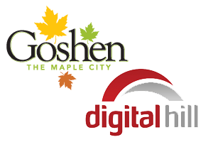 Digital Hill and City of Goshen