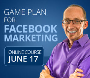 game plan for facebook marketing
