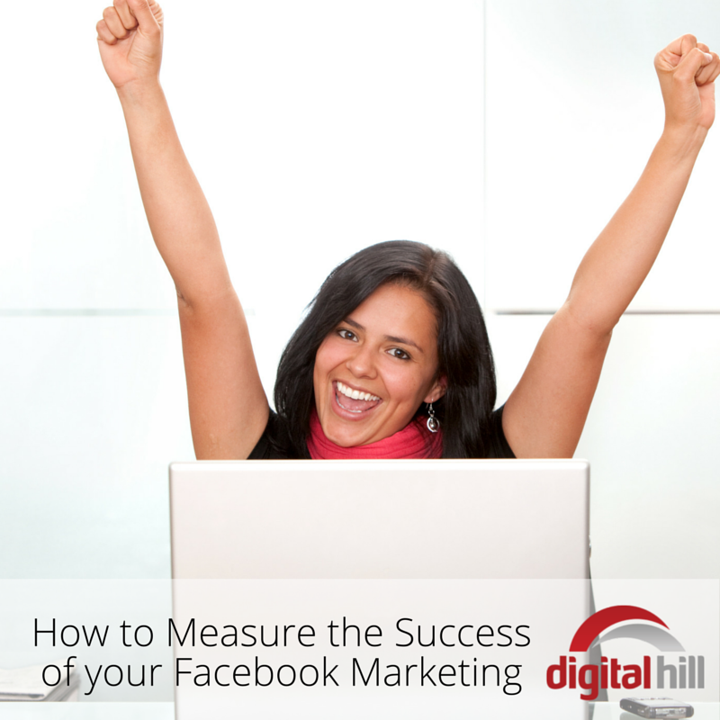 How to Measure the Success of your Facebook Marketing (1)