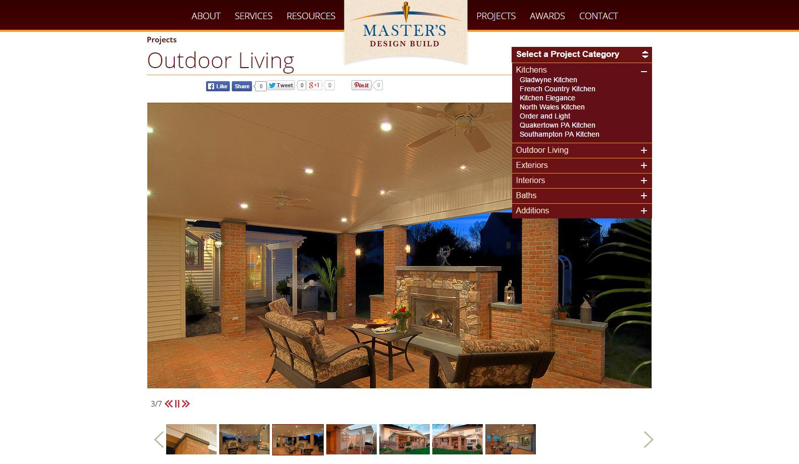 High-End Website Design