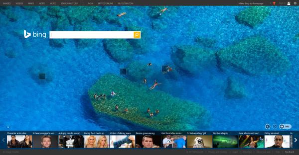 Mobile Search Bing Follows Google's Lead