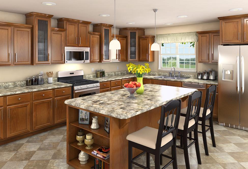 Design Your Own Kitchen #1