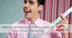 Metrics to Measure the Success of Your Email Marketing 600 x 315