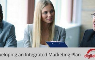 Developing An Integrated Marketing Plan