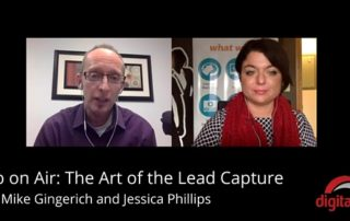 The Art of the Lead Capture
