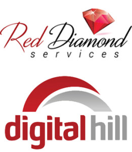 Red Diamond Services teams with Digital Hill for New Website Launch