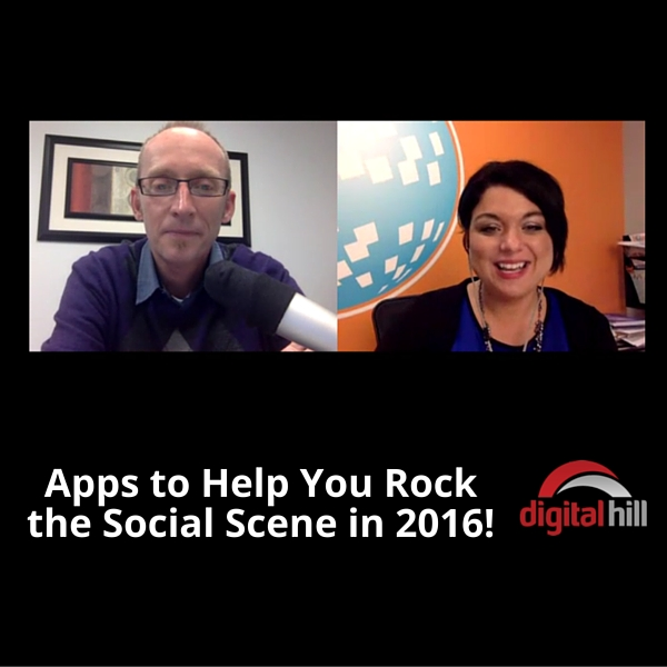 Apps to Help You Rock the Social Scene in 2016!