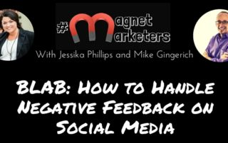 BLAB- How to Handle Negative Feedback on Social Media