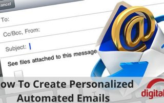 How To Create Personalized Automated Emails