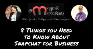 8 Things you Need to Know About Snapchat for Business (1)