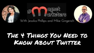 The 4 Things You Need to Know About Twitter