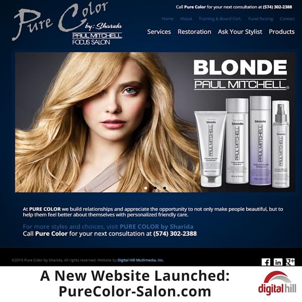 A New Website Launched_ PureColor-Salon.com 600