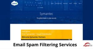 Email Spam Filtering Services - 315