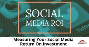 Measuring Your Social Media Return On Investment - 315