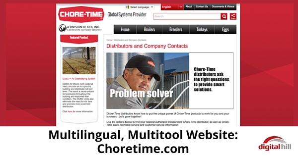 Multilingual, Multitool Website_ Choretime.com- 315