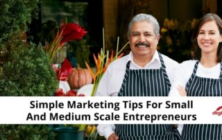 simple marketing tips for small and medium size businesses