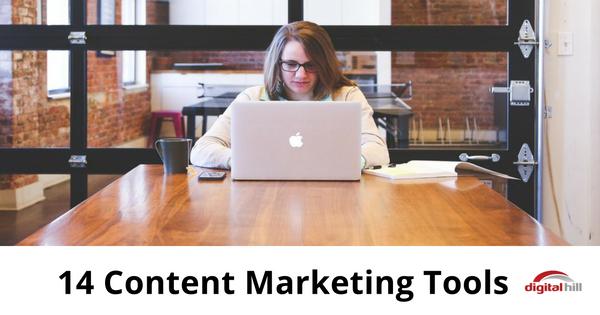 14 Content Marketing Tools - 315
