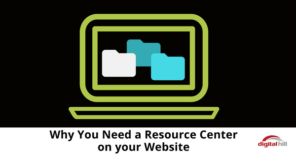 Why You Need a Resource Center on your Website