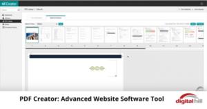 PDF Creator: Advanced Website Software Tool