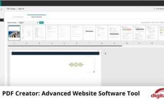 PDF Creator: Advanced Website Software Tool