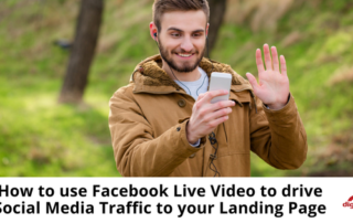 How to use Facebook Live Video to drive Social Media Traffic to your Landing Page - 315