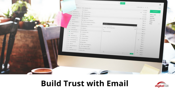 Build Trust with Email - 315