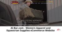 Al-Bar.com - Western Apparel and Equestrian Supplies eCommerce Website-315