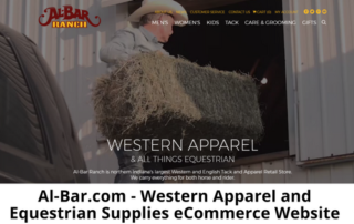 Al-Bar.com - Western Apparel and Equestrian Supplies eCommerce Website-315