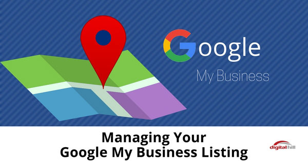 Managing Your Google My Business Listing