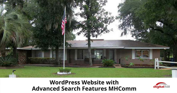 WordPress-Website-with-Advanced-Search-Features-MHComm