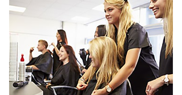 New Website for Cosmetology School - Rudaes. edu