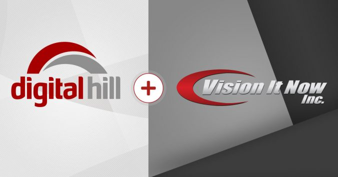 Digital Hill Acquires Web Division of Vision It Now