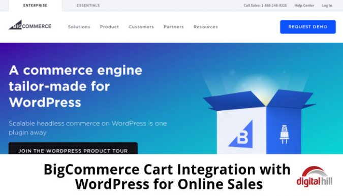 How-Businesses-can-use-BigCommerce-Cart-Integration-with-WordPress-for-Online-Sales--700