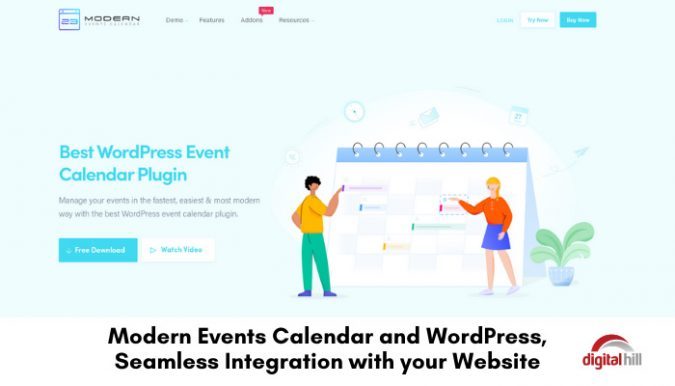 Modern-Events-Calendar-and-WordPress,-Seamless-Integration-with-your-Website-700