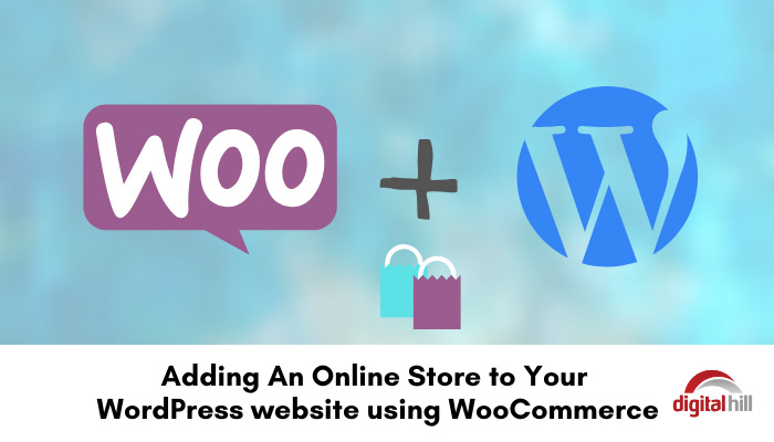 WooCommerce and WordPress for an online store.