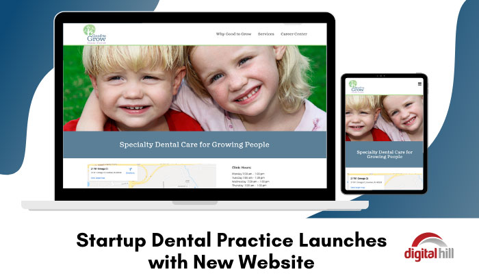 Startup-Dental-Practice-Launches-with-New-Website