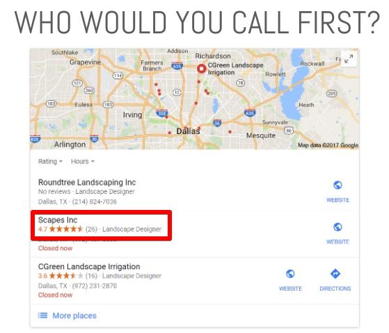 DH Online reputation management reviews