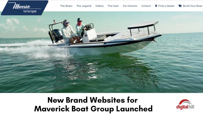 New-Brand-Websites-for-Maverick-Boat-Group-Launched